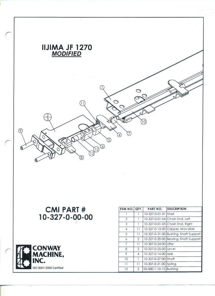 IIJIMA JF1270  Mdified