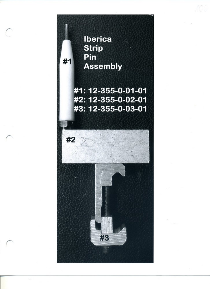 IBERICA  Strip Pin Assembly