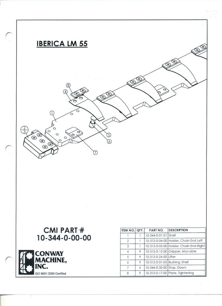 IBERICA LM55
