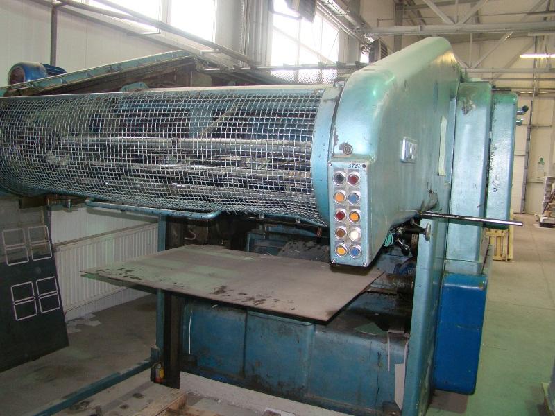 Automat sztancujący WUPA