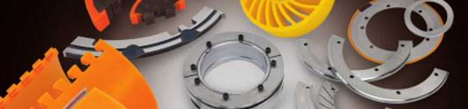 Części firmy Zenith Cutter do maszyn produkujących tekturę falistą