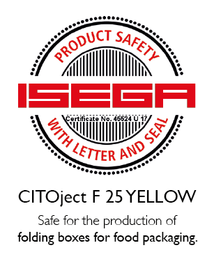 Nowość firmy Cito - GUMA CITOject F