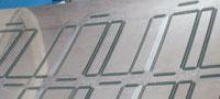 Płyty wymienne do automatów sztancujących