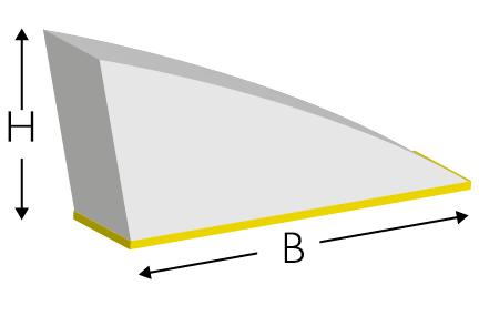 Profil gumowy Cushion