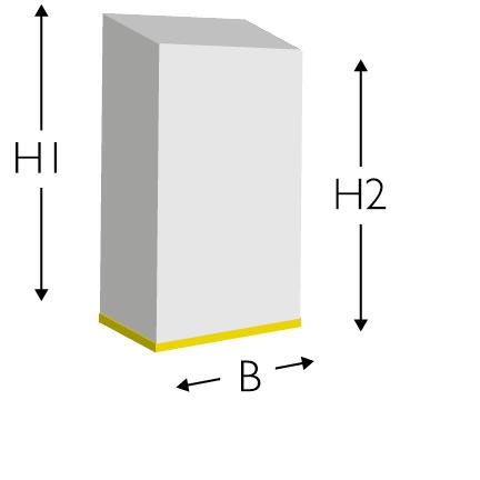 Profile gumowe D/5